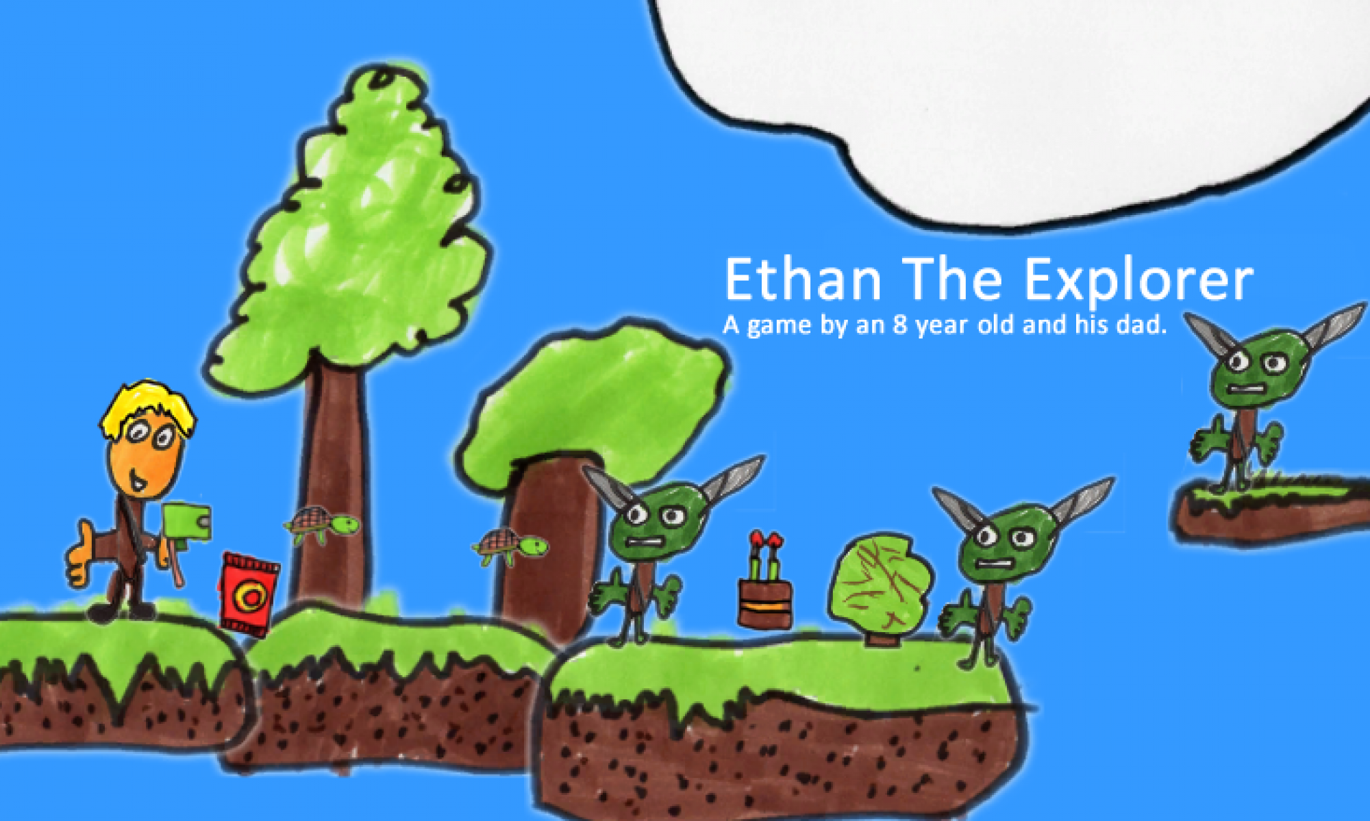 Ethan The Explorer